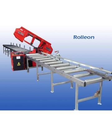 Machine rollenbaan - type normaal - 53 cm - 4 meter - 390 mm HoH