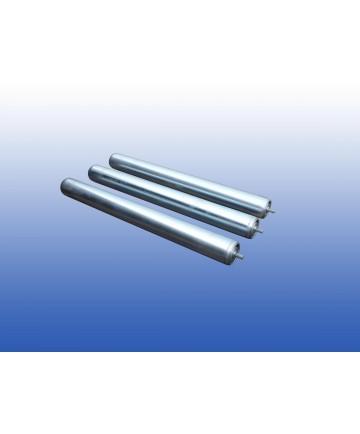 rollenbaanrol staal - 40cm - Ø50mm - stalen as