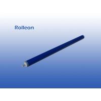 rollenbaanrol kunststof - 50cm - Ø 30mm - RVS as
