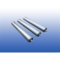 rollenbaanrol staal - 10cm - Ø50mm - stalen as