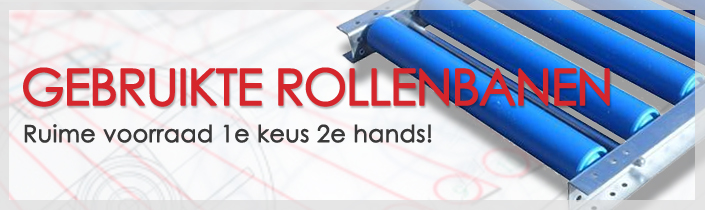 tweedhands rollenbanen